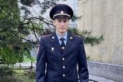 Сотрудник полиции  спас жизнь мужчине