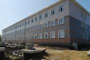 Школа в Мичуринском: строительство завершается