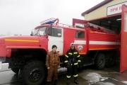 Новая пожарная часть  заступила на дежурство